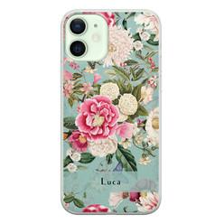Leuke Telefoonhoesjes iPhone 12 siliconen hoesje ontwerpen - Blooming
