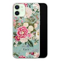 iPhone 12 siliconen hoesje ontwerpen - Blooming