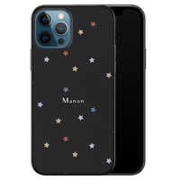 iPhone 12 siliconen hoesje ontwerpen - Starry night