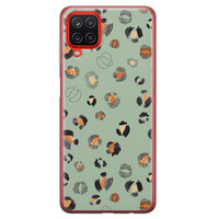 Samsung Galaxy A12 siliconen hoesje - Baby leo