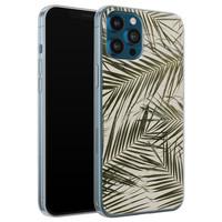 iPhone 12 Pro siliconen hoesje - Leave me alone