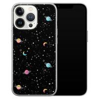 Leuke Telefoonhoesjes iPhone 13 Pro siliconen hoesje - Universum