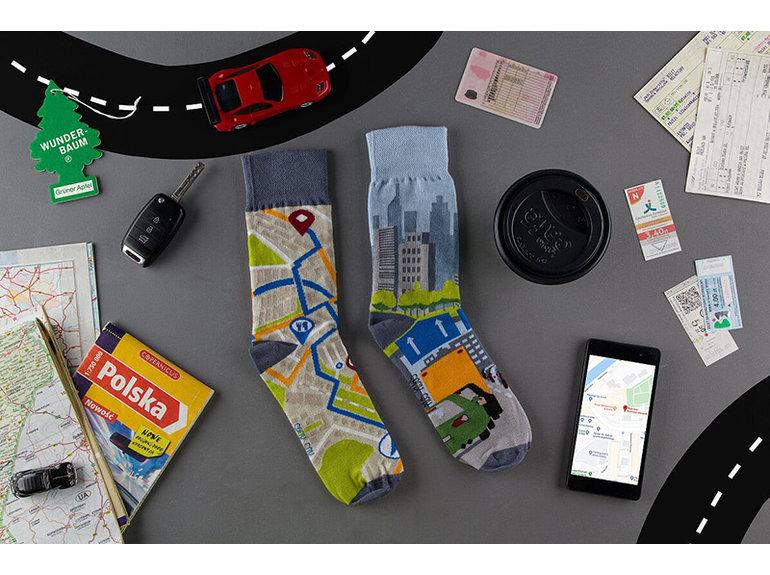 Spox Sox Big City Life by Spox Sox