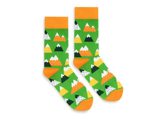 Mountains by Banana Socks