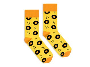 Vinyl by Banana Socks