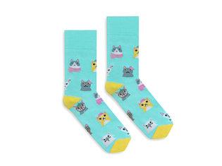 Cat Lover by Banana Socks