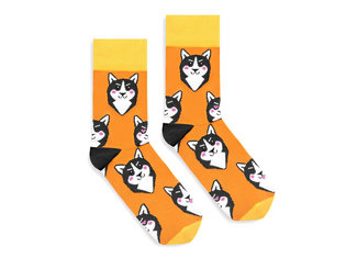 Husky by Banana Socks