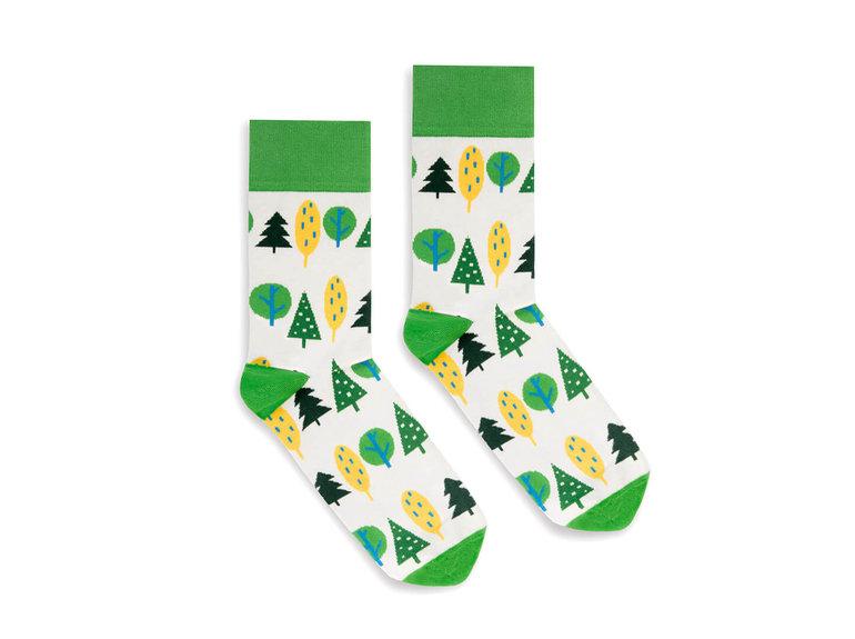 Banana Socks Forest by Banana Socks