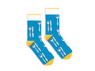 Knife and Fork by Banana Socks