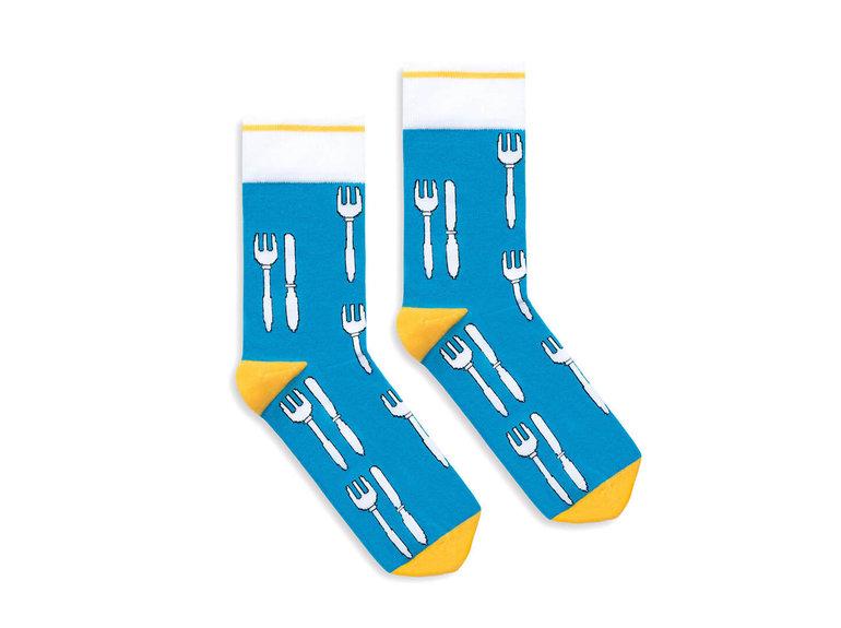 Banana Socks Knife and Fork by Banana Socks