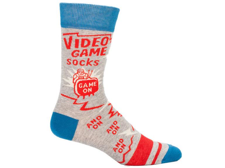 BlueQ Videogame Socks by BlueQ