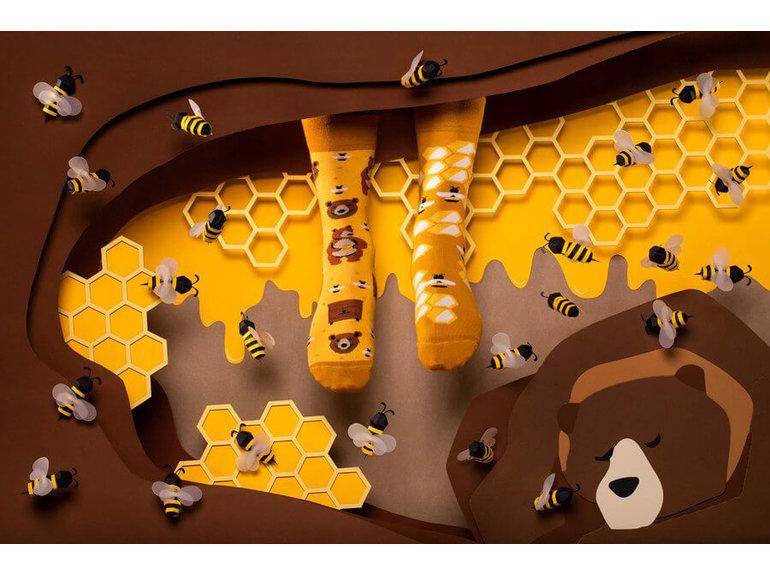 Many Mornings Honey Bear by Many Mornings