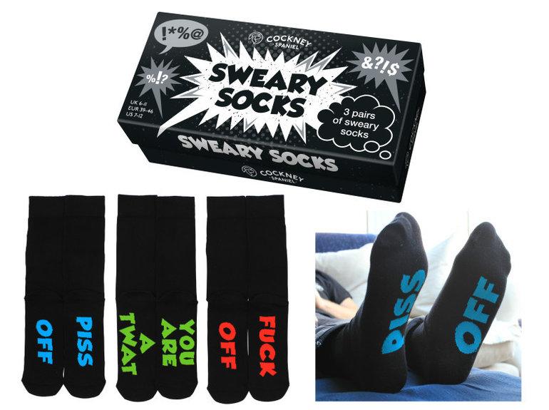 ODDsocks Sweary - Box by ODDsocks