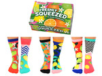 ODDsocks Freshly Squeezed - Box by ODDsocks