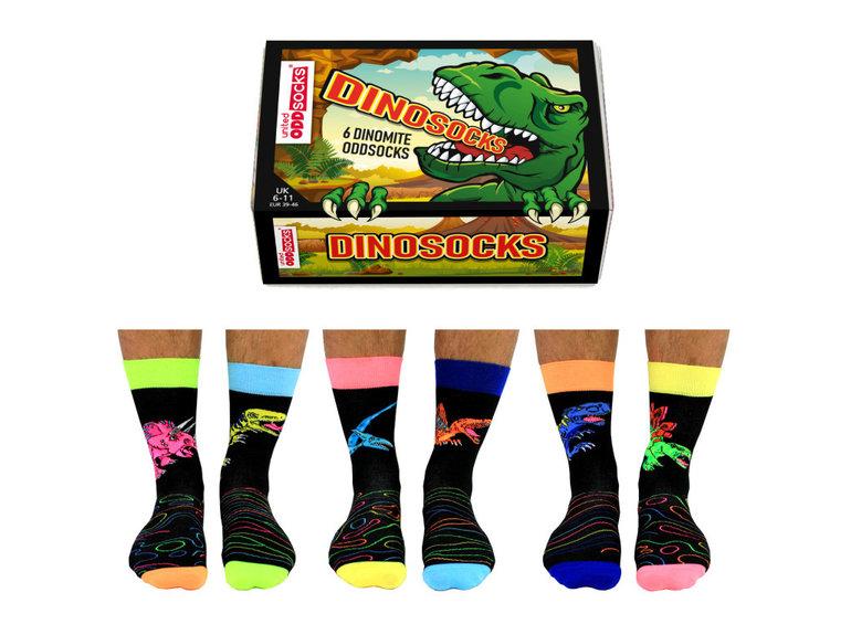 ODDsocks Dino - Box by ODDsocks