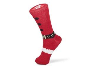 Kerstmanschoen - AntiSlip by Silly Socks