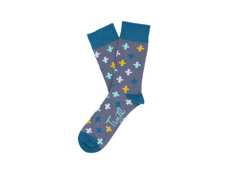 Tintl Socks Cross by Tintl Socks