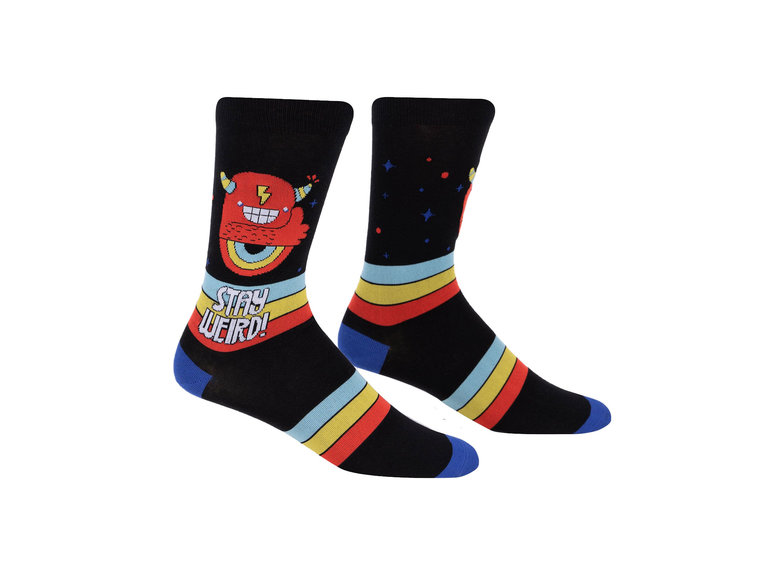 Sock It To Me Stay Weird by Sock It To Me