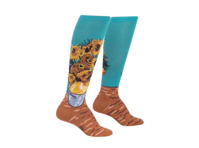 Sock It To Me Sunflowers by Sock It To Me