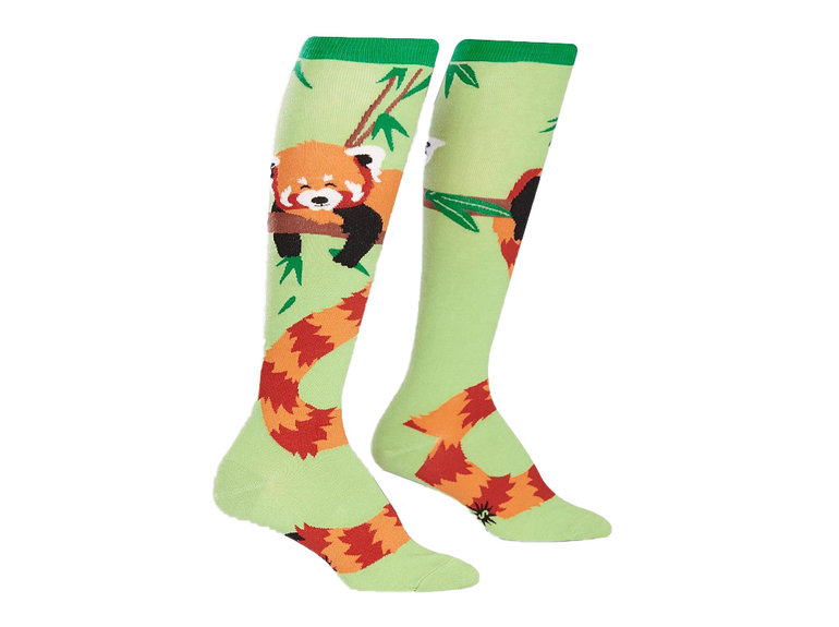 Sock It To Me Tale of the Red Panda by Sock It To Me