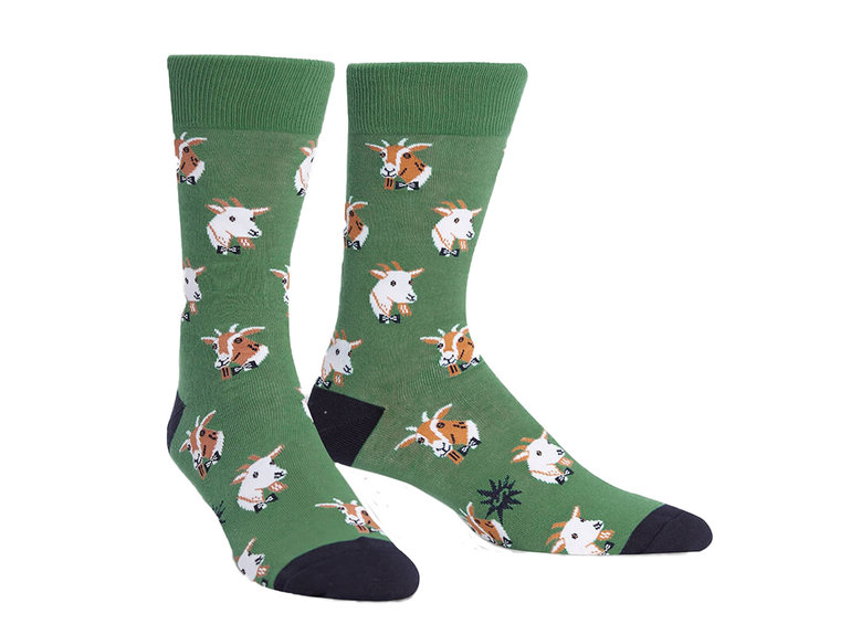 Sock It To Me Dapper Goats by Sock It To Me