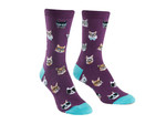 Sock It To Me Smarty Cats by Sock It To Me