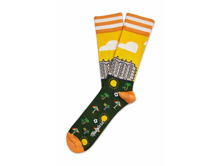 Moustard Barcelona Socks by Moustard