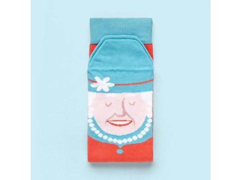 Chatty Feet Sock Queen by Chatty Feet