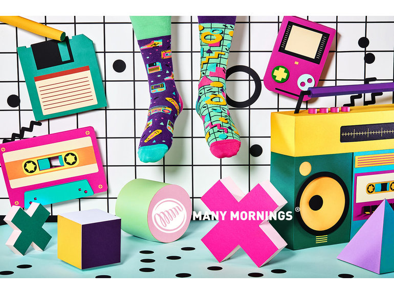 Many Mornings Back to the 90's by Many Mornings