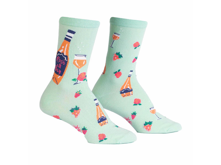 Sock It To Me Rosé All Day by Sock It To Me