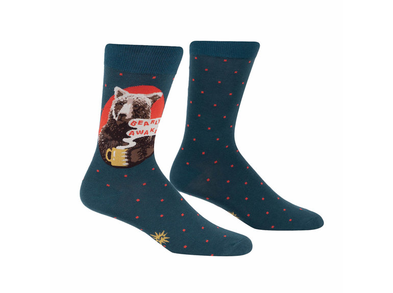 Sock It To Me Bearly Awake by Sock It To Me