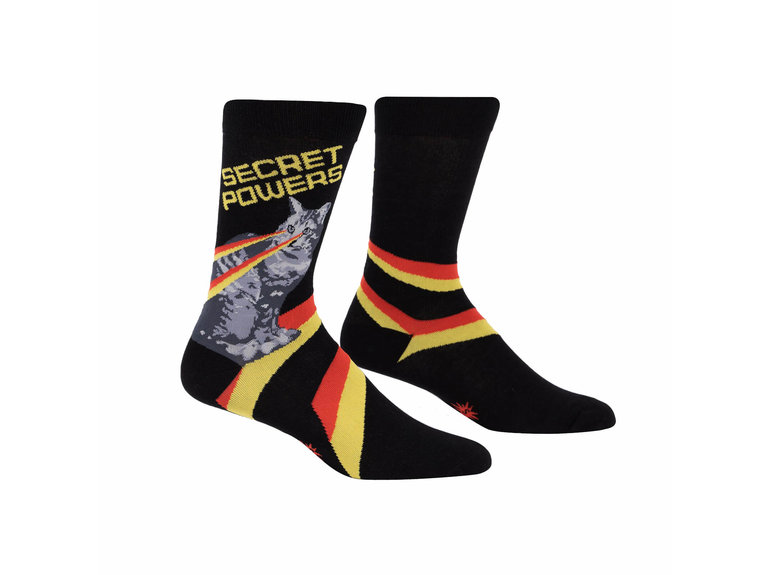 Sock It To Me Secret Powers by Sock It To Me