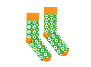 Pattern by Banana Socks