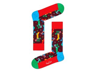 Christmas Stocking Sock by Happy Socks