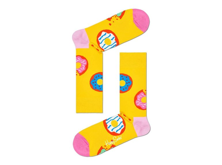 Happy Socks Jumbo Donut Sock by Happy Socks