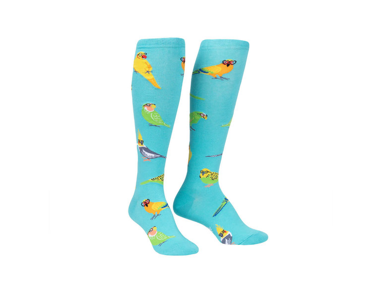 Sock It To Me Pretty Birds by Sock It To Me