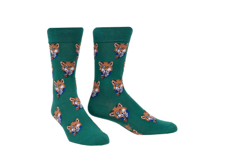 Sock It To Me The Smoking Fox by Sock It To Me