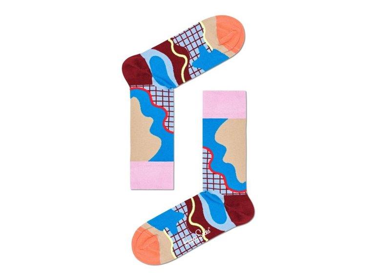 Happy Socks Flow Sock by Happy Socks