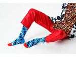 Happy Socks Big Bowie Dot Sock by Happy Socks