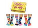 ODDsocks Happy Birthday Ladies - Box by ODDsocks