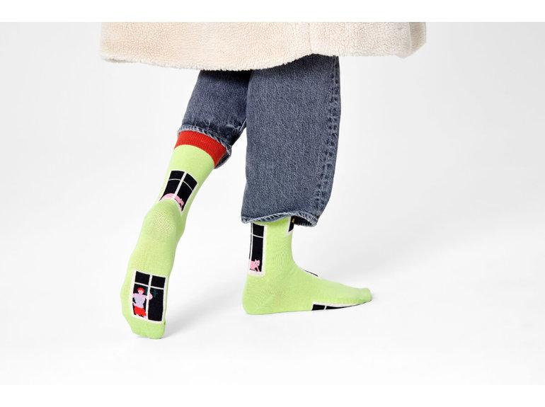 Happy Socks House Party Sock by Happy Socks