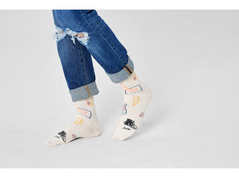 Happy Socks Good Times Sock by Happy Socks