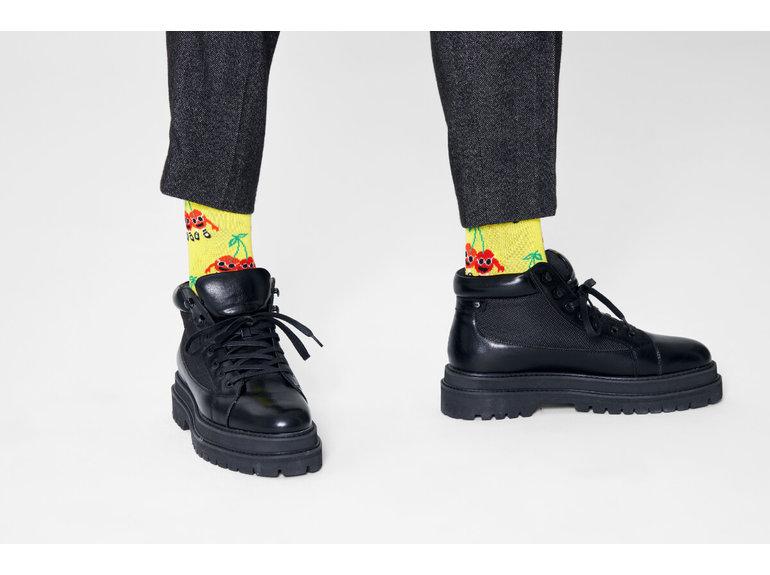 Happy Socks Cherry Mates Sock by Happy Socks