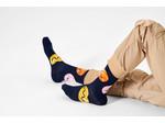 Happy Socks Balls Sock by Happy Socks