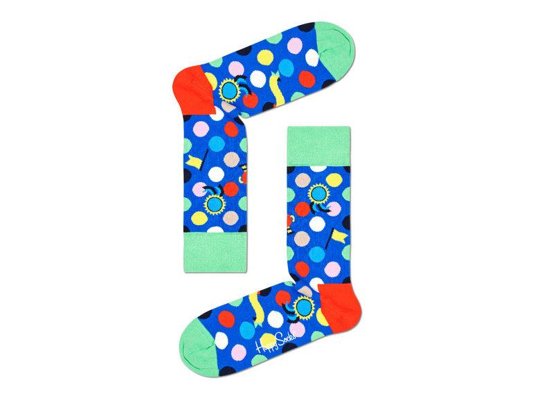Happy Socks Winner Dot Sock by Happy Socks