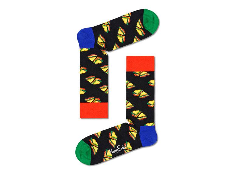 Happy Socks Love Sandwich Sock by Happy Socks