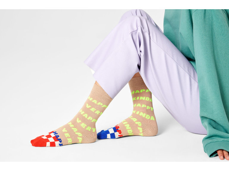 Happy Socks Happy Happy Sock by Happy Socks