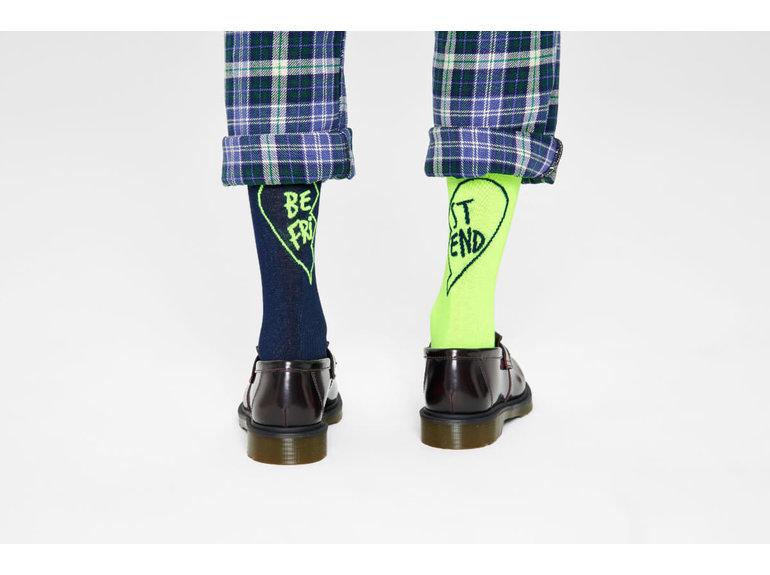 Happy Socks Bestie Sock by Happy Socks