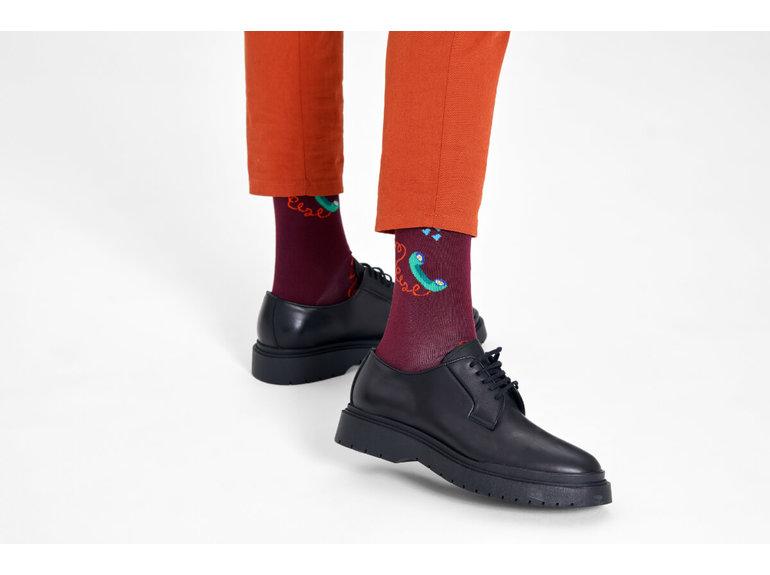 Happy Socks Stay In Touch Sock by Happy Socks