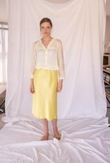 Happy 13 Blouse Sandy - Yellow